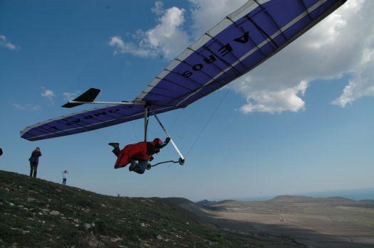 Клементьева гора - родина малой авиации