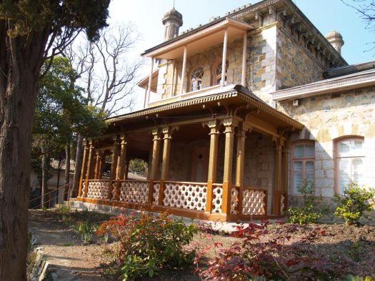 Дом архитектора Бекетова часто посещают туристы