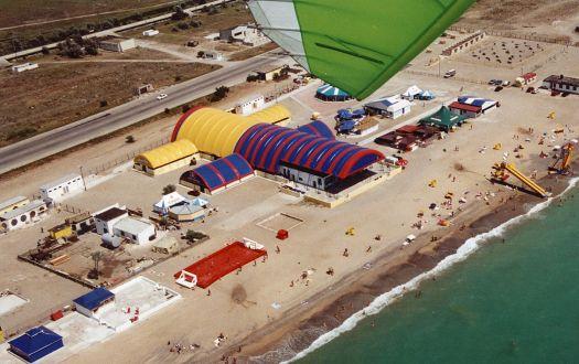 ''Cолнышко'' - это и летняя тусовка и пляж в одном флаконе