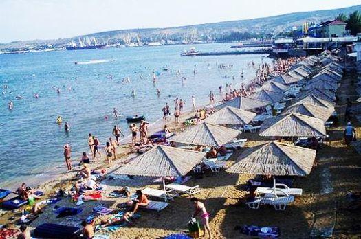 ''Первый городской'' пляж просто создан для отдыха с детьми