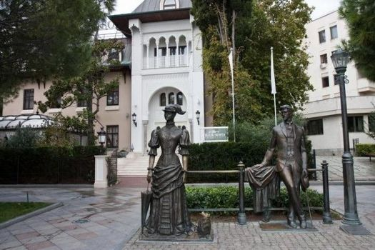 Бывший исторический памятник, купальни Роффе, превратились в элитный отель от заслуженной артистки Украины
