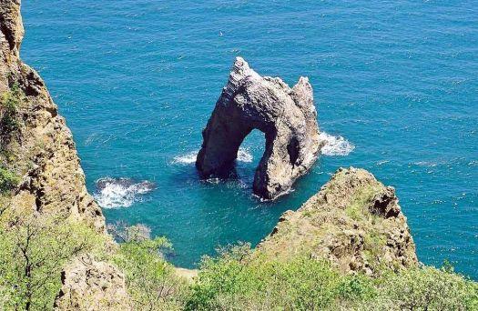 Пляжи в Коктебеле - одни из самых лучших в Крыму!
