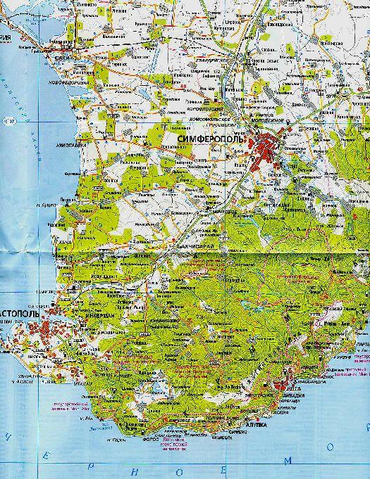 ЮБК включает в себя такие города и поселка как Форос, Алупку, Ялту, Судак, Гурзуф, Алушту и некоторые другие