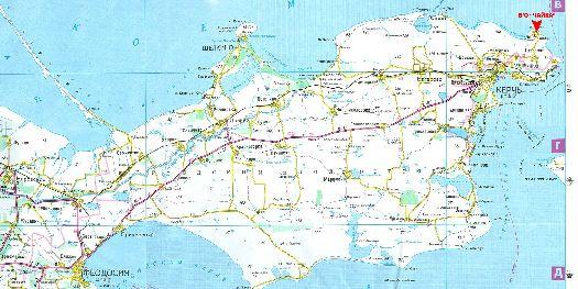 Восточный берег Крыма включает в себя такие курорты как Феодосию, Коктебель, Новый Свет, Береговое и некоторые другие