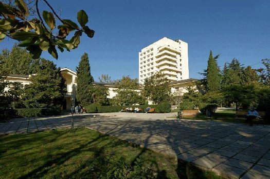 Курортный комплекс ''Голден'' - великолепное место для семейного отдыха и оздоровления в приятной гармоничной обстановке