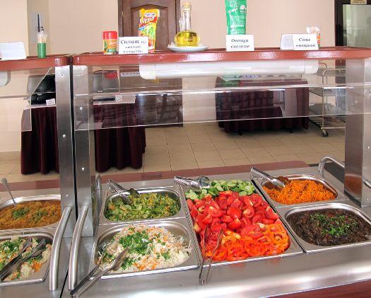 ''Золотой Колос'' - один из немногих отелей, предлагающих питание по системе ''all inclusive''