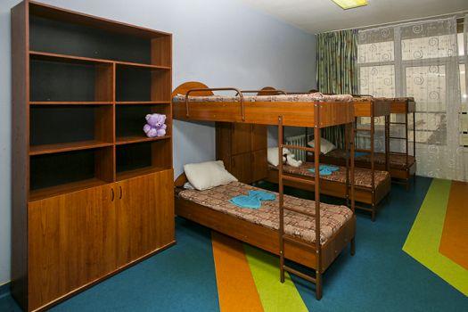 За чистотой и порядком в спальнях орлята должны следить сами