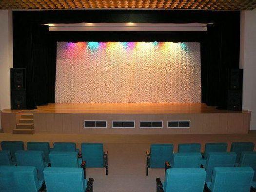 Киноконцертный зал для просмотра фильмов и проведения различных выступлений