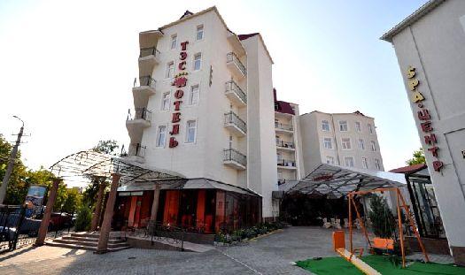 ''ТЭС-отель'' - это особый мирок, где царит расслабленная атмосфера, и ничто не напоминает о каждодневных заботах
