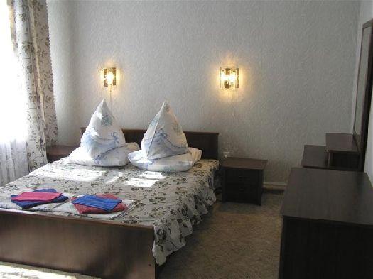 Двухместный номер в санатории ''ЦВКС''