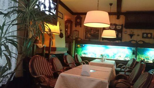В кафе Встреча уютно круглый год в любую погоду