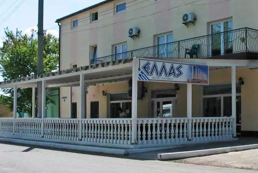 Кафе Эллас прекрасно подойдет для знакомства с греческой кухней