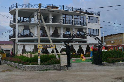 Семейное кафе Ho.Re.Ca. в Судаке пользуется большим спросом как у отдыхающих, так и у крымчан