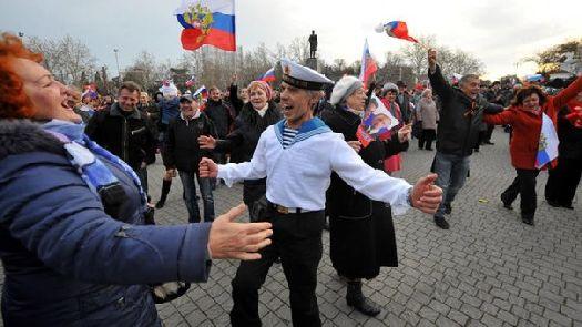 Крым отмечает годовщину присоединения полуострова к России