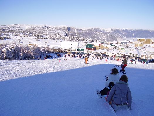 Зимой на Ай-Петри любителям зимнего отдыха будет чем заняться!