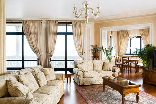 Пример апартаментов в вилле ''Елена''
