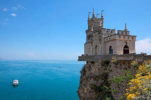 В Крыму есть на что посмотреть, это касается как природных, так и архитектурных объектов